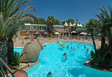 Yelloh! Village Club Farret, Vias-Plage,Languedoc Roussillon,France
