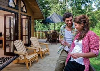 Fritton Lake Woodland Lodges