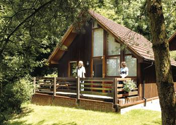 Exmoor Gate Holiday Lodges in Somerset