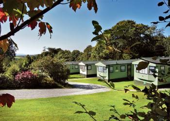 Langstone Manor Holiday Lodges in Devon