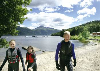 Loch Lomond Holiday Park, Argyll,Argyll and Bute,Scotland