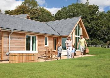 Swandown Lodges Holiday Lodges in Somerset