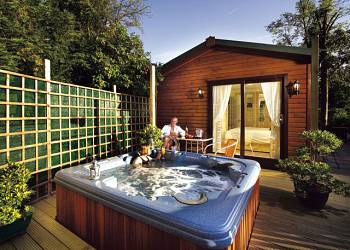 Avon Wood Holiday Lodges in Cumbria
