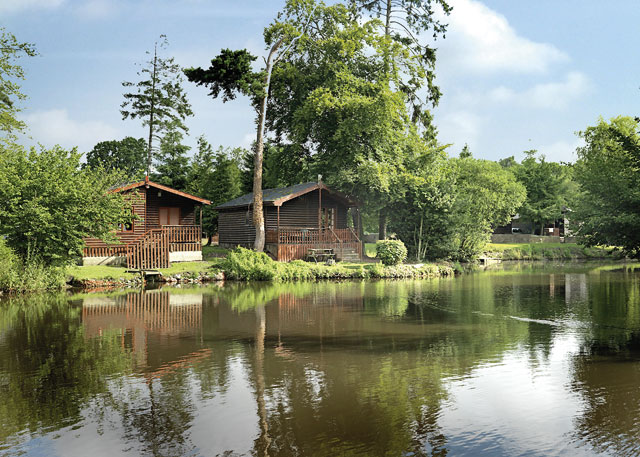 Hunters Moon Holiday Lodges in Wiltshire