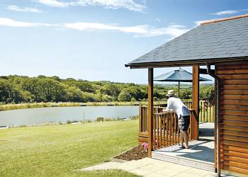 Wooda Lakes Holiday Lodges in Devon