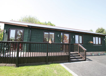 Jonswood Holiday Lodges in Somerset