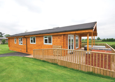 Oaklands Lodges Holiday Lodges in Derbyshire