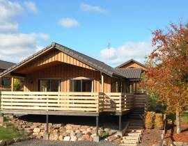 Amber Nook Holiday Lodges in Cumbria