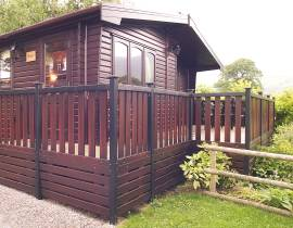 Bega Holiday Lodges in Cumbria