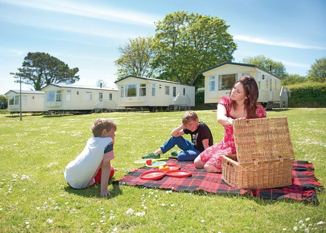 South Bay Holiday Park Holiday Lodges in Devon