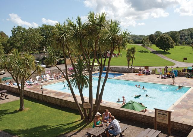 Whitehill Country Park Holiday Lodges in Devon