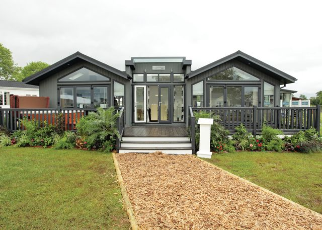 Kentisbury Grange Country Park Holiday Lodges in Devon