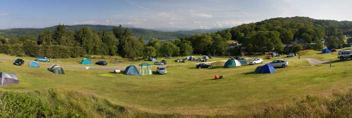 Park Cliffe Camping and Caravan Estate Holiday Lodges in Cumbria