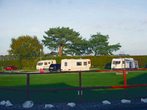 Elm Cottage Caravan Park Holiday Lodges in Cheshire